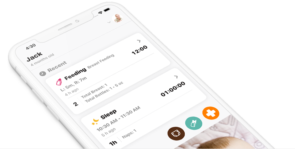 Sprout Baby App
