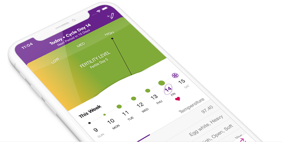 Sprout Period & Fertility App
