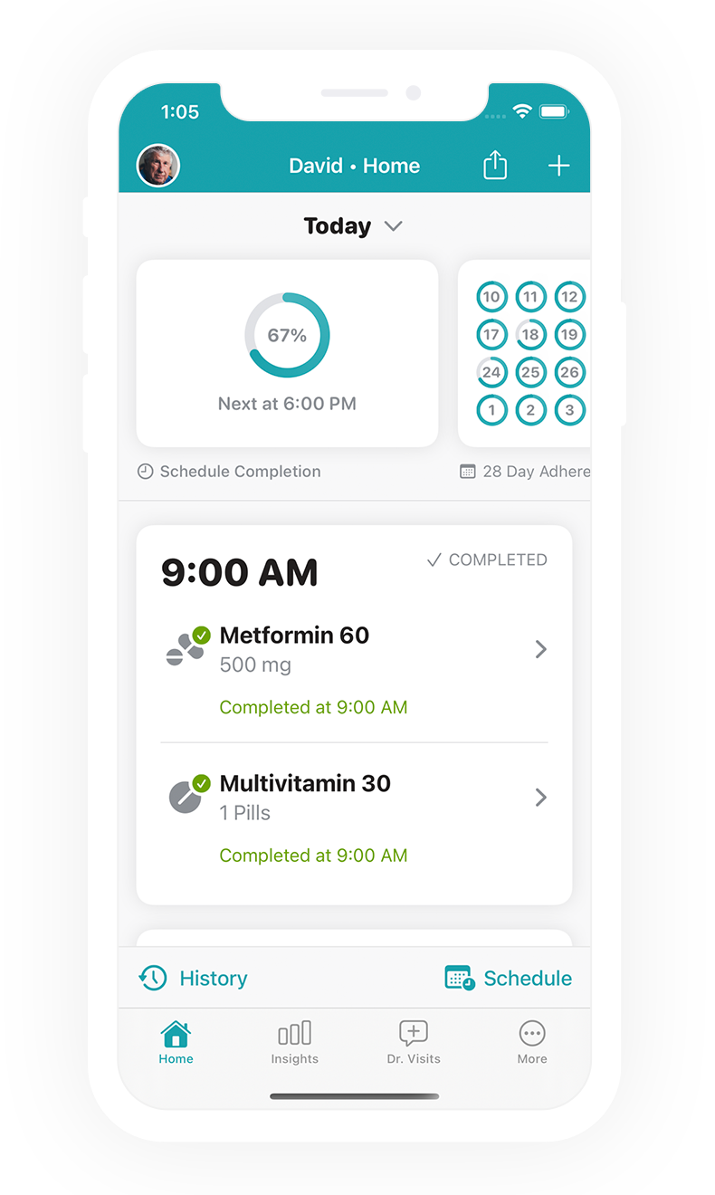 Sprout Care - Medication and Health Log App with Reminders